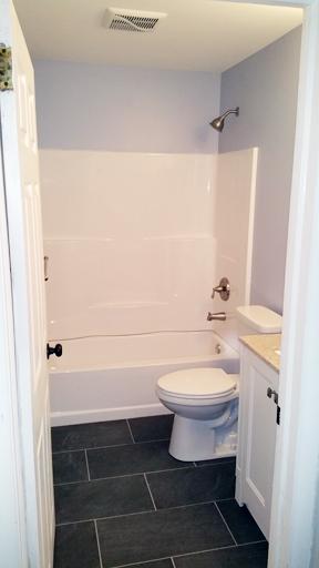 Bathroom Renovation complete in Ocean County NJ