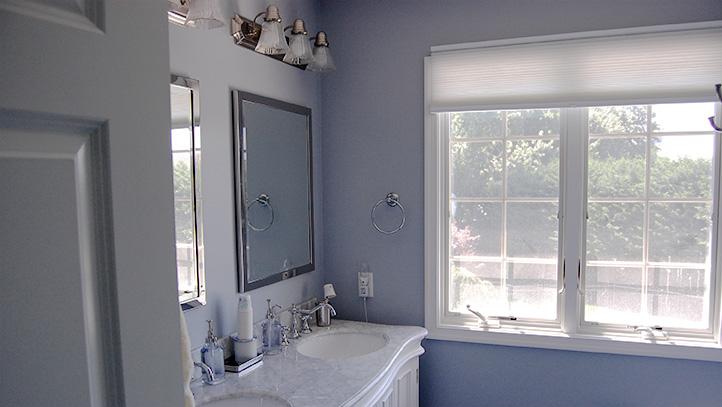 Wall NJ Bathroom Remodel After – Vanities