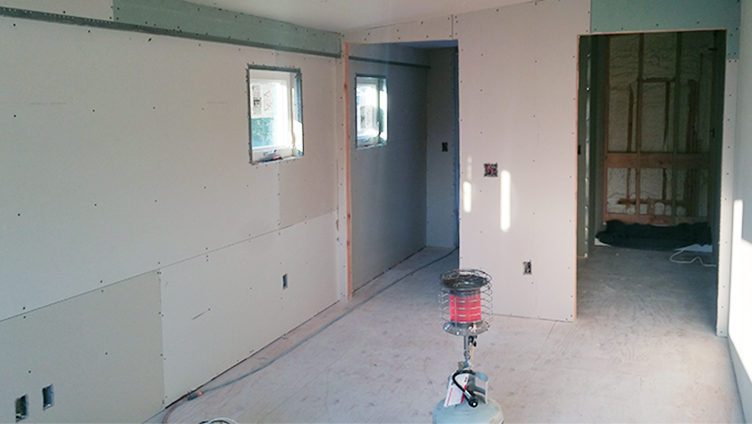 Drywall Installation in Toms River NJ Handicap Accessible Renovation