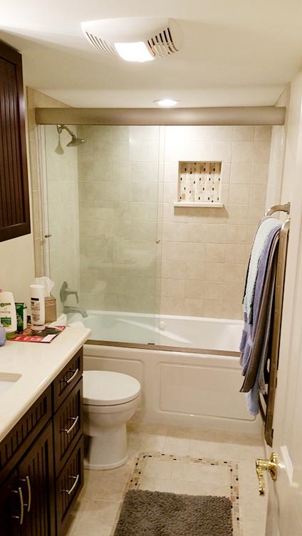Bathroom Remodel in Freehold NJ