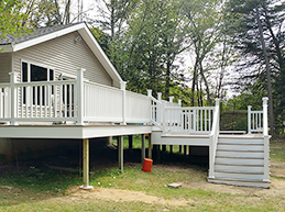 Deck Renovation in Jackson NJ by Rasinski Construction