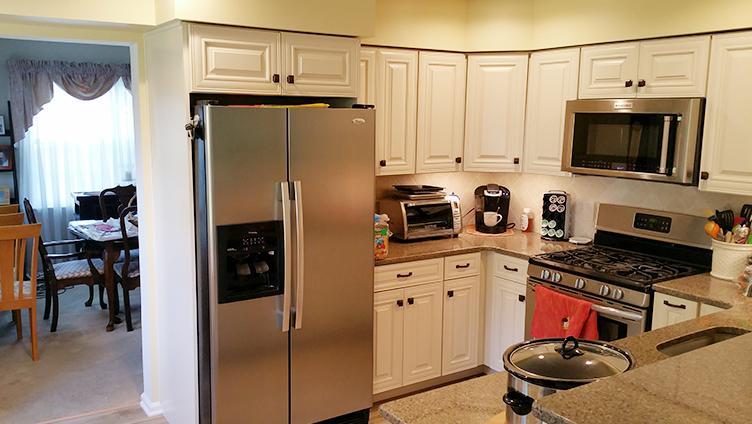 Brick NJ Kitchen Remodel by Rasinski Construction