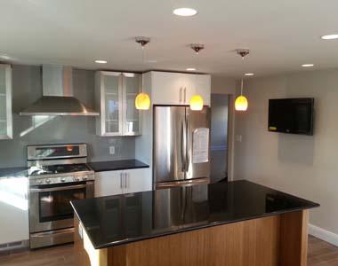 Kitchen Renovation by Rasinski Construction in Jackson, NJ