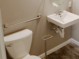 Bathroom Remodeling for Disabled Ocean County Before and After - Rasinski Construction