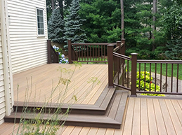 Deck Installed in Ocean County NJ - Rasinski Construction