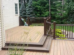 Deck Installed in Ocean County NJ - Rasinski Construction