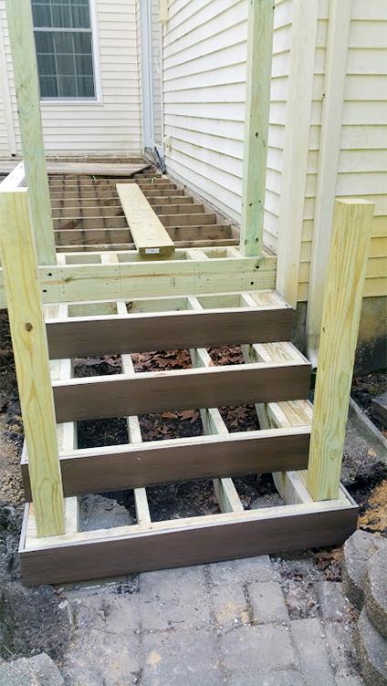 Deck Installation in Ocean County NJ - Rasinski Construction
