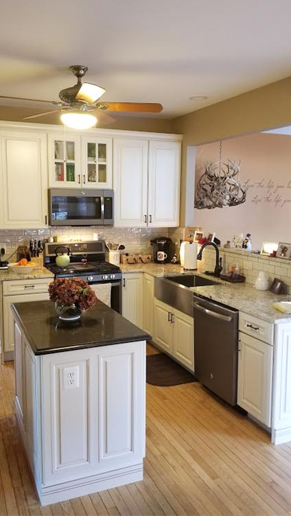 Jackson NJ Kitchen Renovation by Rasinski Construction View 1