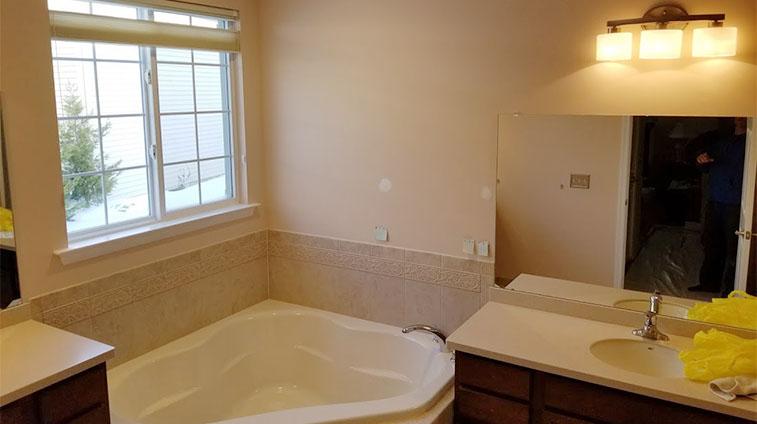 Barnegat Township Bathroom Before Remodell