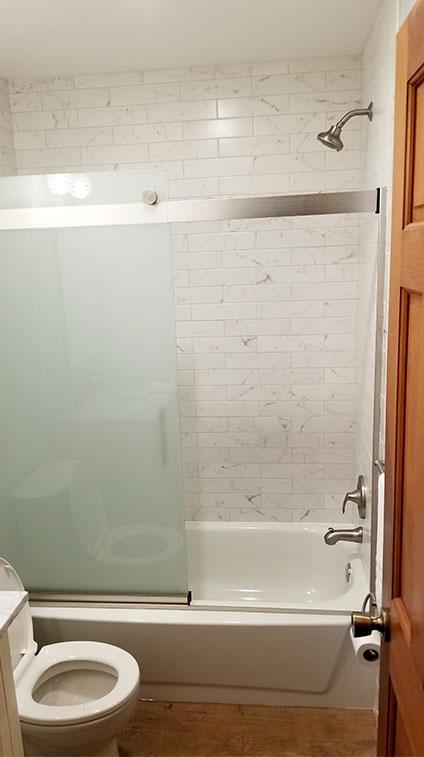 Jackson Bathroom Renovation by Rasinski Construction