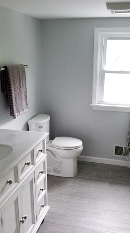 Jackson NJ Bathroom Remodel by Rasinski Construction
