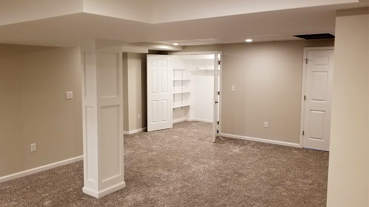 Basement Remodeling in Ocean County by Rasinski Construction