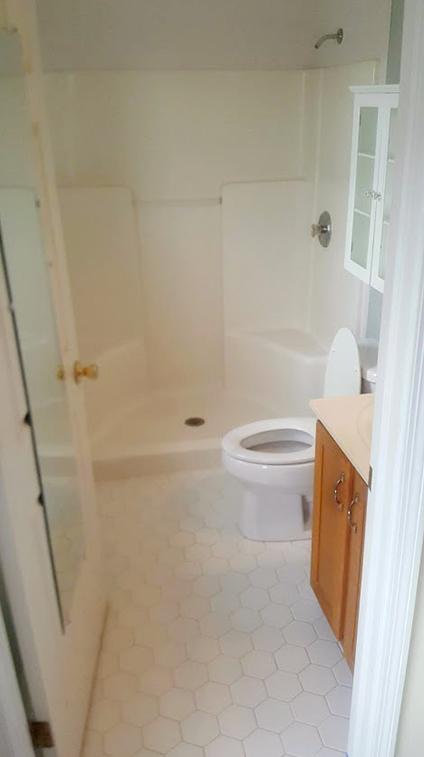 Manasquan NJ Bathroom Before Rasinski Construction Remodel