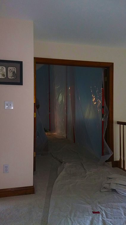Living Through a Home Remodel