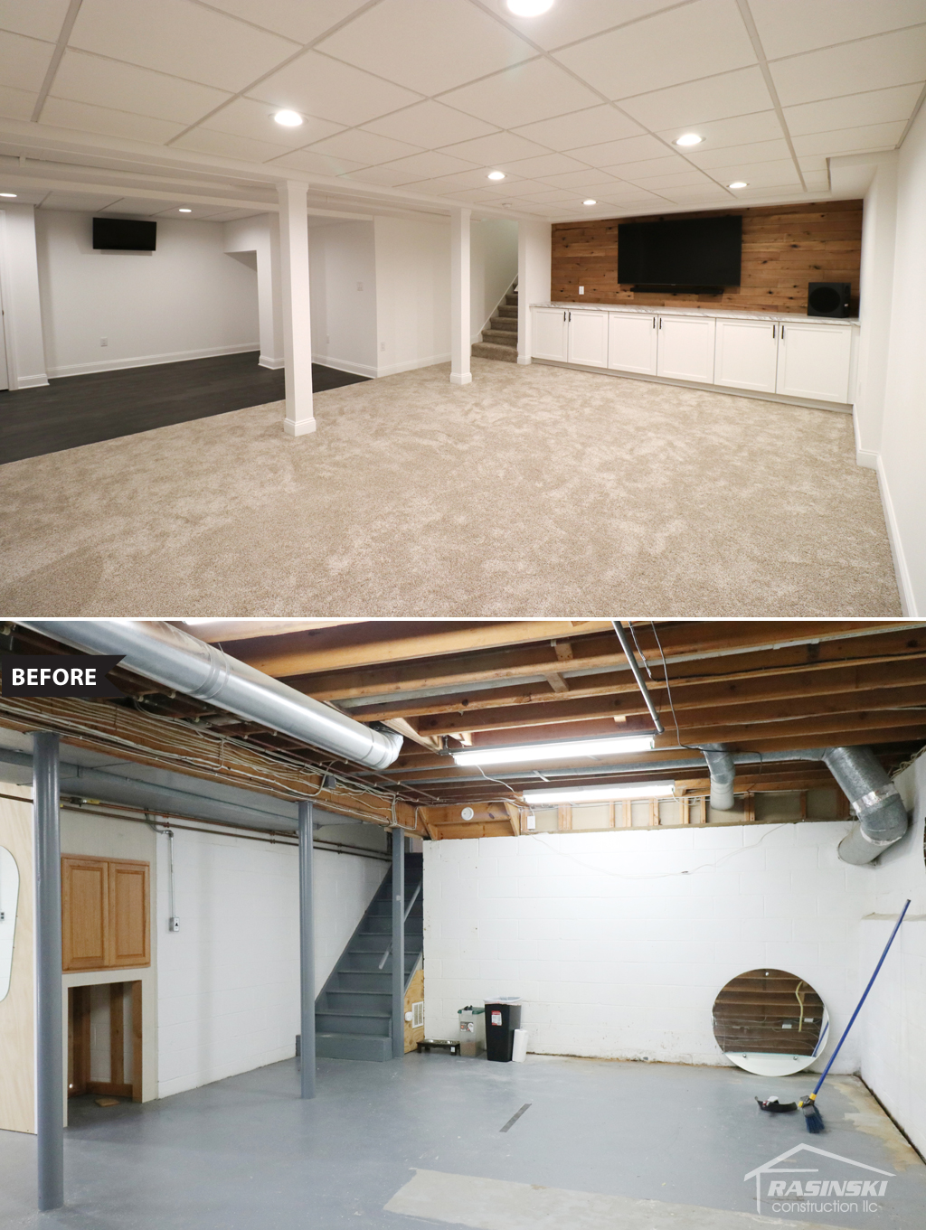 Vahlsing-Basement-Before-After