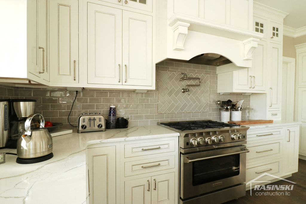 Kitchen Remodeling Project in Monmouth County NJ View 2 by Rasinski Construction